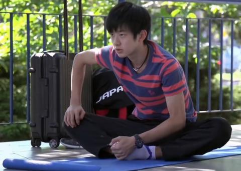 若いから治りも早いはず・・・山本草太選手の怪我は右足くるぶしの骨折だった事を発表