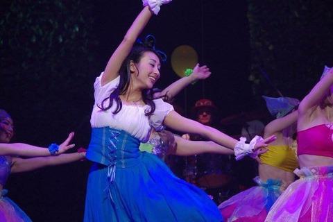 マッスルミュージカル公演を無事に終えた浅田舞が真央にエール「次は妹の番なので力に変えて頑張って」