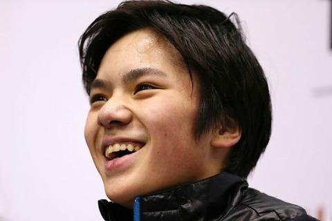 チームチャレンジカップに出場が決まった宇野昌磨。チームアジアは言語がバラバラでコミュニケーションが大変そうだ