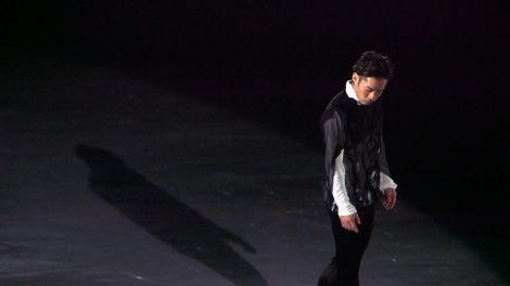 高橋大輔が氷上プロジェクションマッピングに挑戦。ミスチルともコラボ