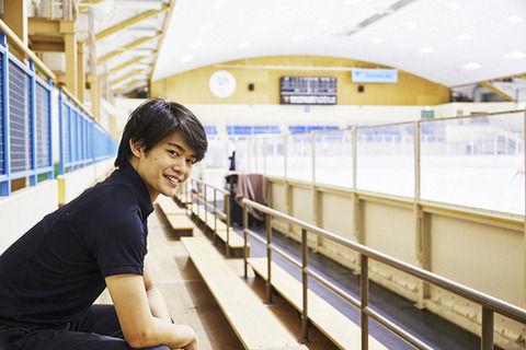 小塚崇彦選手の引退表明に織田信成さんがブログで秘話を明かす。