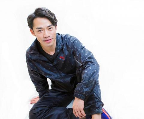 高橋大輔が本格的に日本で仕事を開始。これからもフィギュアスケートから離れるようなことはないみたいだ