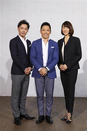 高橋大輔氏がフジテレビ系列の五輪キャスターに就任「誠心誠意お伝えする」