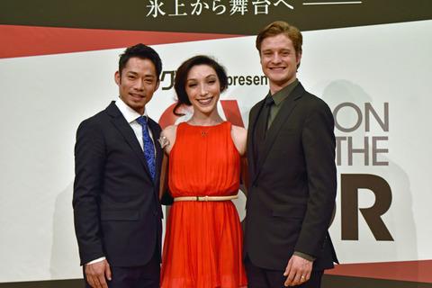 高橋大輔がダンスショー挑戦に不安も「2週間でダンサーになります」