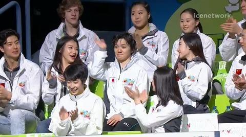 チームチャレンジカップ2016。宇野昌磨がSPで4Fを決め1位とチームアジアが好スタートし観客を沸かせる