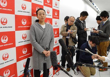 浅田真央が帰国。来シーズンへ向け意気込み「勝負とか勝ちにこだわる」
