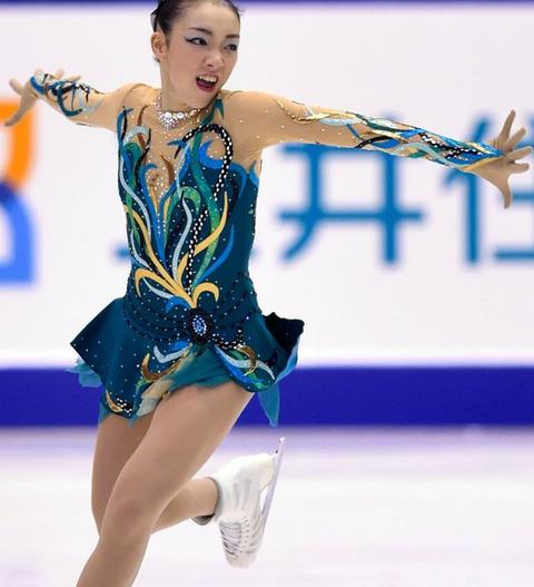 本郷理華、世界選手権2016女子SPで自己ベスト更新に「すごくびっくり」フリーでは観客を魅了させたい