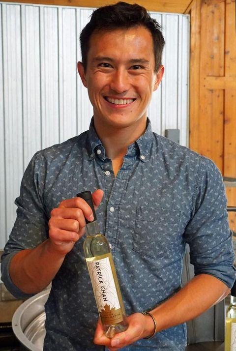 パトリック・チャンプロデュースのアイスワイン発表イベントが4月14日恵比寿で開催決定