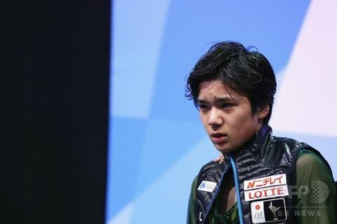 宇野昌磨「今すぐにでも練習したい」今大会の為に猛練習した成果が出せない事に対して悔し泣き