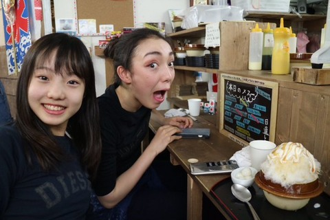 本田真凜は天真爛漫な性格?先輩達から可愛がられ笑顔がいつも絶えない
