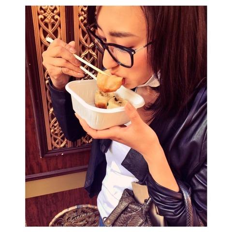 浅田舞ゴールデンウィークは体調を崩すも食事をしっかり食べて疲労回復。公開している食べ物が全部美味しそう