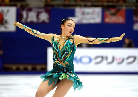 本郷理華に密着。幼い頃に仙台から名古屋へ・・・壮絶なスケート人生