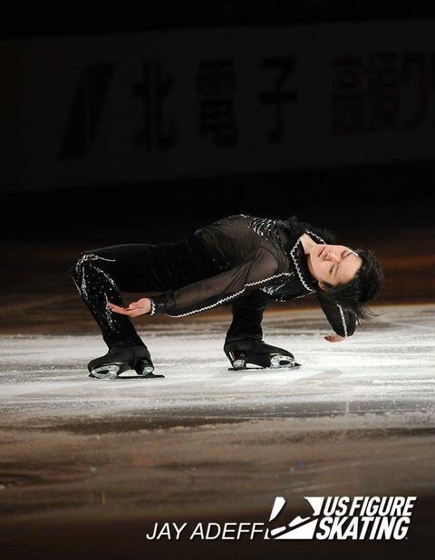 宇野昌磨選手のクリムキンイーグルはどの角度から見るのが好き?