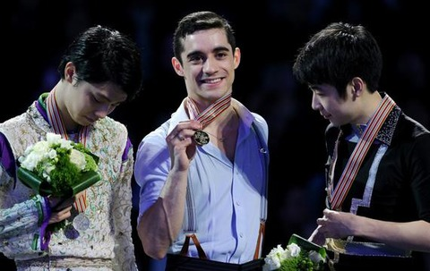 中国で羽生結弦が冬季スポーツで活躍した5名の中の一人に日本人として唯一選ばれる
