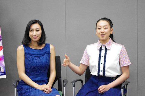 浅田真央が今季初戦は10月のジャパン・オープンを予定している事を発表