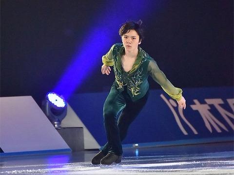 宇野昌磨が最新のシーズン世界ランキングで3位に。シニア1年目で堂々の快挙