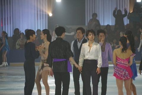 町田樹の新しいプログラム演技を早く見たい。松田聖子さんの曲に合わせた演技構成は一体どんな風になっているんだろう