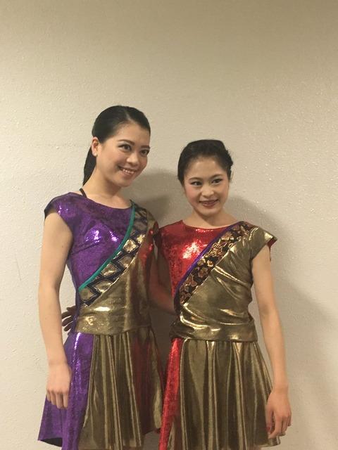 FaOI長野2016公演2日目。宮原知子選手がTV取材を受け新プログラムに増々期待が高まる