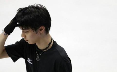 羽生結弦選手Dreams on Ice2016欠場のお知らせ。治療に専念する為しばらく姿を見る事は出来なさそうだ