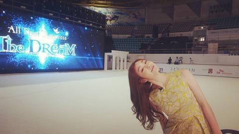 キムヨナが後援するアイスショーオール・ザット・スケート2016が韓国で開催される