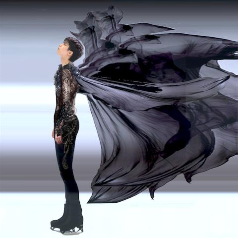 寂しい時間も乗り越える。羽生結弦の新プロ衣装を考案したファンの方のイラストがカッコ良すぎる。