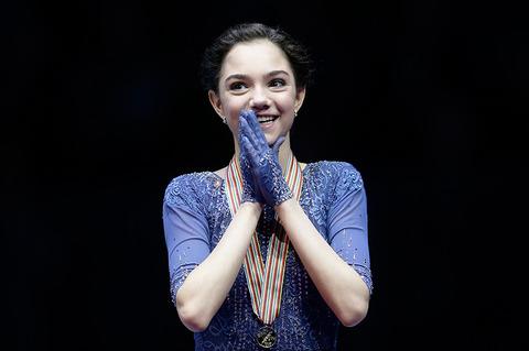 エフゲニア・メドベデワがDOI2016に出演の為もうすぐ来日。ロシアの妖精が間近で見られるアイスショーが楽しみ