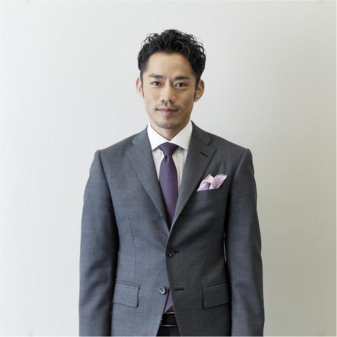 LOTF舞台初日間近。高橋大輔さん直撃インタビュー「男は30代からが人生の本番!40代すぎてこそモテたい(笑)」