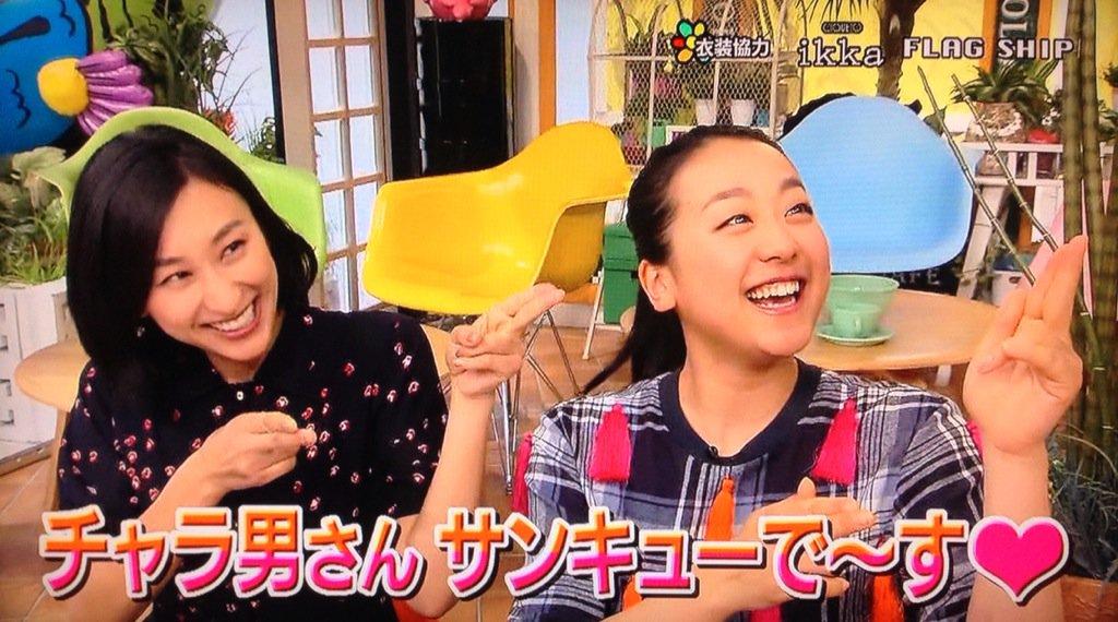 中京テレビPS純金に浅田真央姉妹の出演決定。予告ではナゴヤ進化形かき氷を堪能