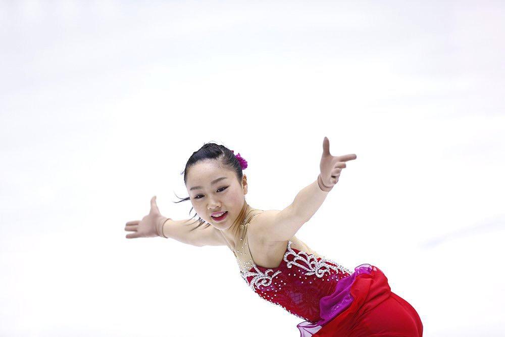 オリンピックに向けて女子フィギュアの代表争いは熾烈な争いになりそう・・・ジュニアから上がってくる有能な選手が多い