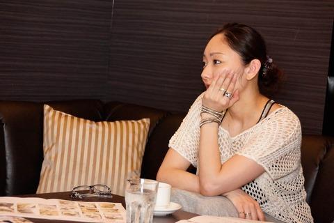 安藤美姫が「何をしてもバッシングされてしまう」とルビー・モレノに相談