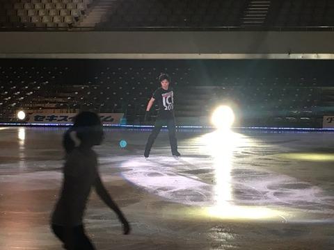 FaOI札幌2016。宇野昌磨が会場の空気を支配し観客も一番盛り上がる。映像で新プログラム演技を早く見たい