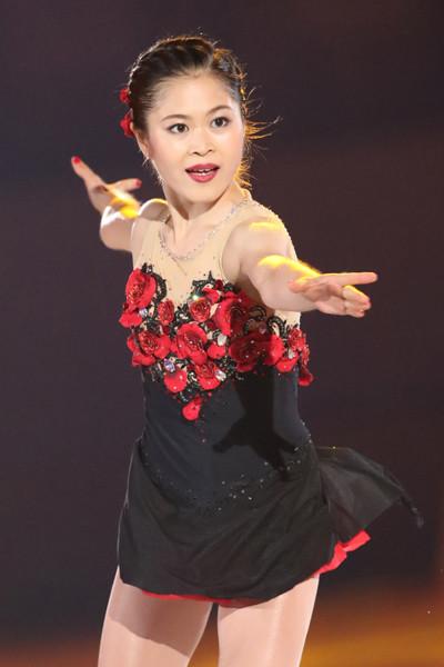 宮原知子来季SPはオペラ「ラ・ボエーム」&18歳宮原もエキシビション前に参院投票