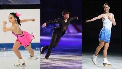 Japan Open 2016に樋口新葉選手と織田信成さんの出場決定。浅田真央選手は出場しないとの事&Carnival on Ice2016の追加出場選手も発表