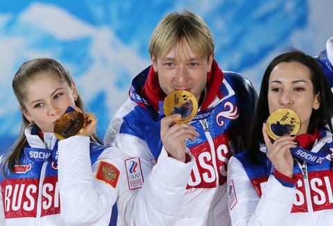 リオ五輪にロシアの出場決定でプルシェンコも一安心?インスタグラムでは何故か大量のキノコ収穫を報告