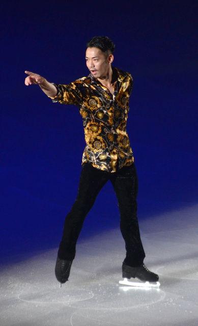 THE ICE2016大阪公演。高橋大輔がラフな衣装でもカッコ良く着こなし女性ファンを魅了