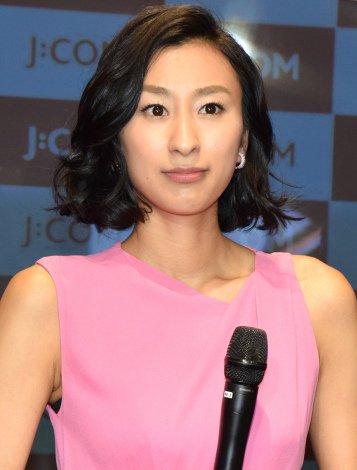 浅田舞がJ:COMテレビでリオ五輪メインMCに抜擢