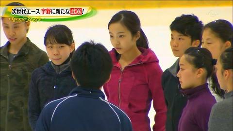 本田真凜シニア合宿初参加でGO。表現力の魅力を磨くためにダンスレッスンも行う。息抜きはポケモンGO