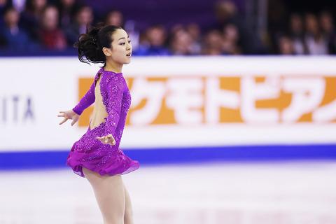 グランプリシリーズアサイン情報解禁。浅田真央はスケートアメリカとフランス杯