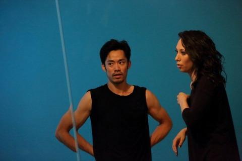 今夜21時からテレビ初放送。高橋大輔ダンス初挑戦!LOVE ON THE FLOOR~情熱の舞台を完全ノーカット
