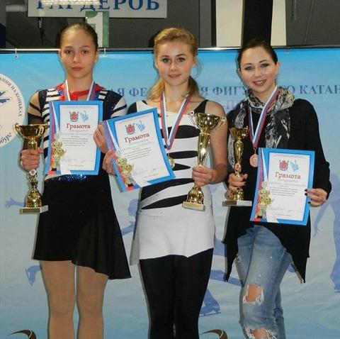 エリザベータトゥクタミシェワがサンクトペテルブルク杯第1戦で3位に。新フリー演技の動画も公開