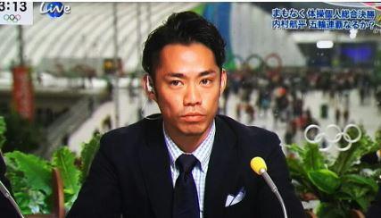 オリンピックキャスター高橋大輔。日本勢の活躍にインタビューや取材に毎日大忙し