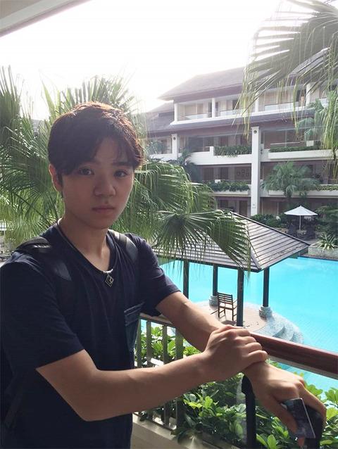 宇野昌磨選手の公式サイトからメッセージ。深センのホテルで撮影された写真を公開