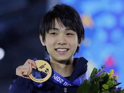 羽生結弦の金メダルは改めて凄いと実感。メダル確実と思われていてもオリンピックの試合では何が起こるのか全く予測がつかない
