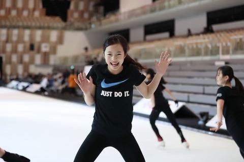 本田真凜がファンからのメッセージに感謝の動画を公開