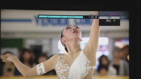 飯塚杯で初披露した本郷理華の新フリーと新SPの演技動画を公開。