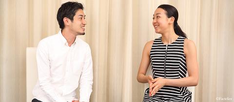 ファッションブランドのファクトリエ代表が浅田真央さんに聞くフィギュア以外のこと