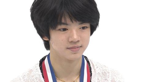 ジュニアグランプリシリーズ日本大会2016。男子フリー演技でチャ・ジュンファンが優勝。友野一希は4位で表彰台を逃す