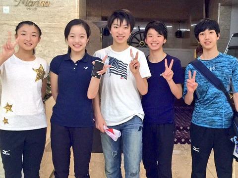 多くの観客を魅了し本田真凜らジュニア選手男女共に活躍。次の試合も怪我に気を付けてそれぞれ頑張って欲しい