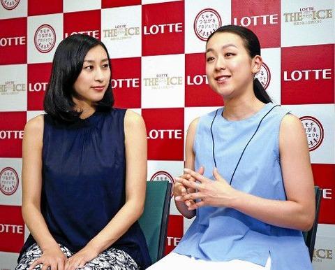 浅田真央のザ・アイス2016北九州公演を福岡で放送。地域限定なので九州に住んでる方が羨ましい