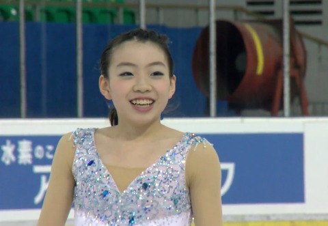 紀平梨花が史上7人目のトリプルアクセルに成功し逆転優勝。安定した強さに驚愕